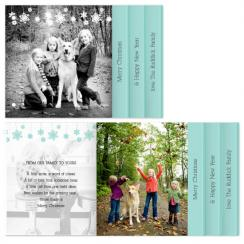 Minty Flakes Cards