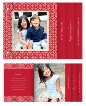 Holiday Pattern Cards
