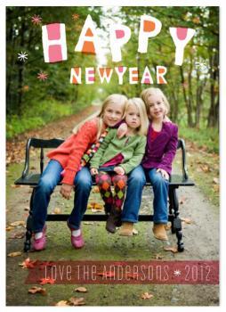 eray_glitter_newyear Cards