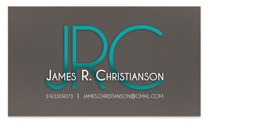 business cards - Color Business by Raybo Design