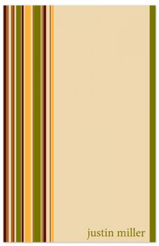 retro stripes Journals
