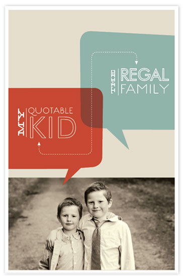 journals - Quotable Kid by Cheer Up Press