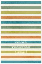 Western Stripe by Laura Hankins