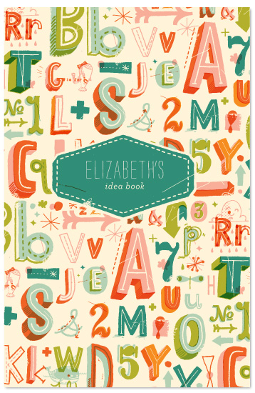 journals - Retro ABCs by ERAY