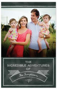 The Incredible Adventures Of... Journals