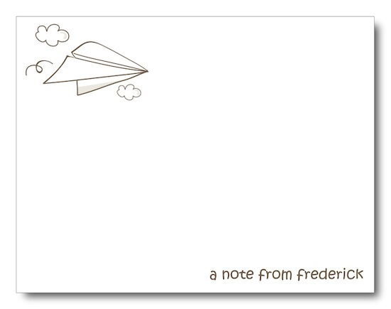 personal stationery - A Note Passed in Class by Jessica Kim