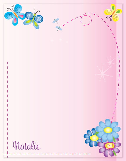 personal stationery - Sweet Sweet by Connie Daly