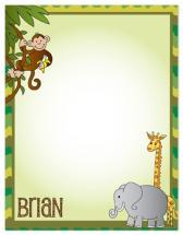 Kiddie Safari by Connie Daly
