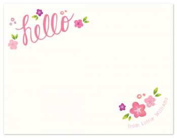 Priss Pot Personal Stationery