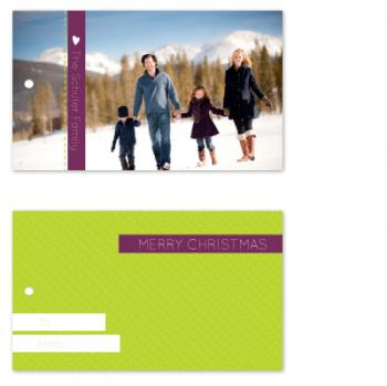 Bright Winter Gift Tags
