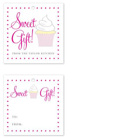 gift tags - Sweet Gift! by Kate Terhune