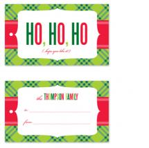 Ho Ho Hope by Jill Zielinski Designs