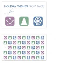 Holiday Icons by Allison Merten