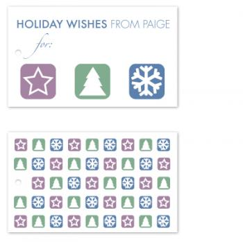 Holiday Icons