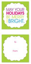 Merry and bright by mb design