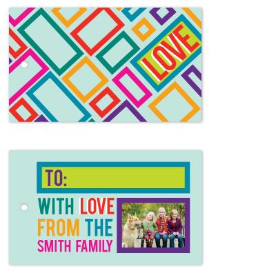 gift tags - Boxes of Love by Rebekah Canavan