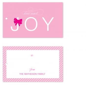 Sweet Joy Gift Tags