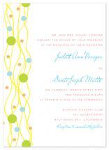 Bright Bubbles by Stella Bella Invites