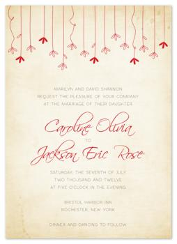 Simply Lovely Wedding Invitations