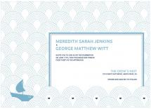 Sailing away by Corinne Wong