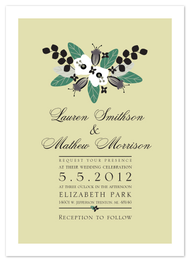wedding invitations - Wishing Heart by Dreaming Inspirations