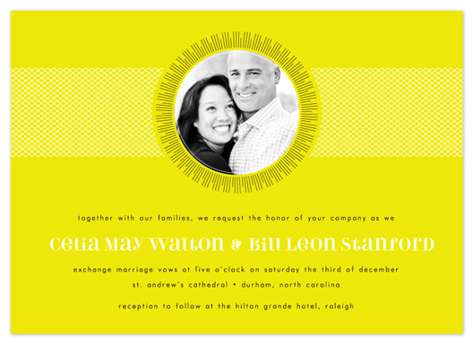 wedding invitations - Certified Wed