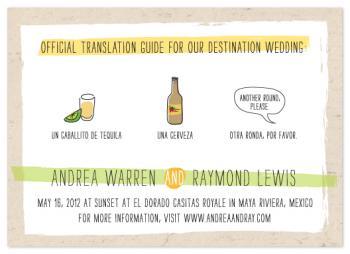 Translation Destination