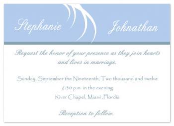 Pure & Simple Wedding Invitations