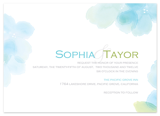 wedding invitations - Exquisitely Exquisite by Larkspur Paperie