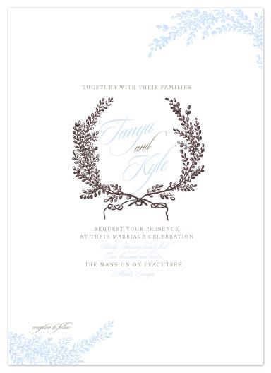 wedding invitations - Twine by SunnyJuly