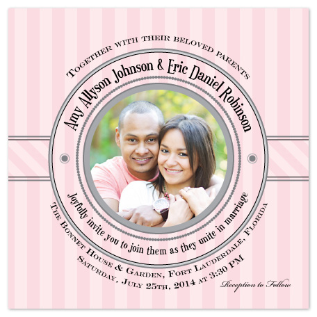 wedding invitations - Vintage Affair