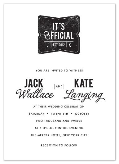 wedding invitations - Branded by Yolanda Mariak Chendak