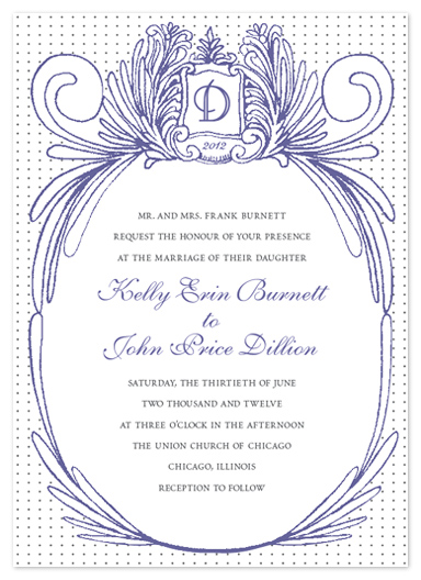 wedding invitations - Grecian Goddess of Vines by - Keg Design -