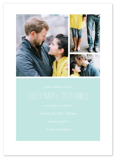 wedding invitations - forever by Kimberly Nicole