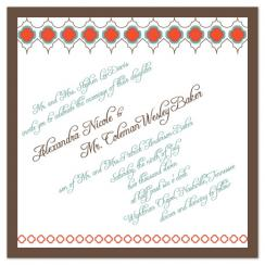 Alexandra Wedding Invitations
