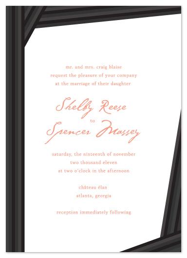 wedding invitations - Shelby by Erin Pfister