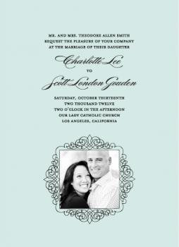 Fancy Us Wedding Invitations