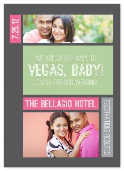 Modern Vegas Vows