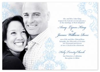 The Happy Couple Wedding Invitations