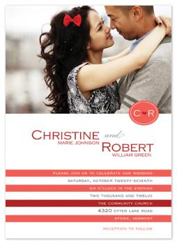 Love Lines Wedding Invitations