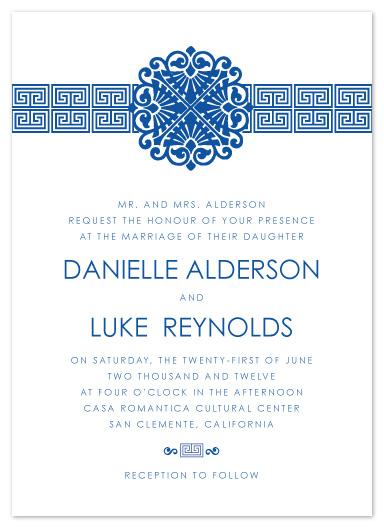 wedding invitations - Agape by Jacqueline Dziadosz