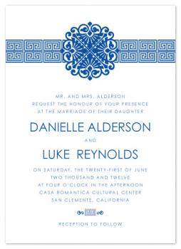Agape Wedding Invitations