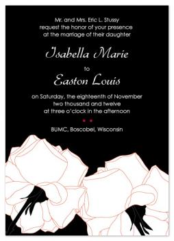 Twilight Nuptials Wedding Invitations