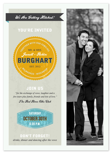wedding invitations - Sales Pitch