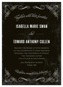 Eternal Love Wedding Invitations
