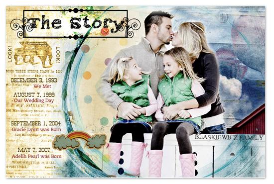 art prints - The Story by Stephanie Blaskiewicz