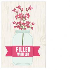 Filled with Joy Art Prints