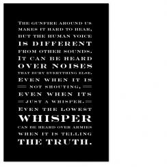 Power of the Truth Art Prints