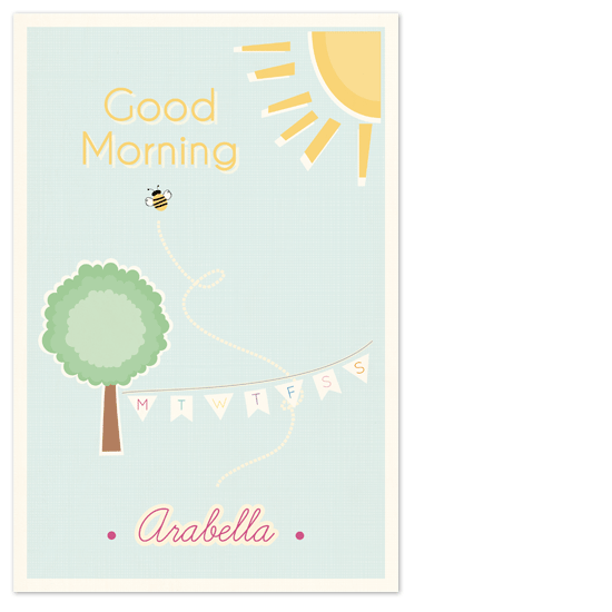 art prints - Good Morning by Giselle Zimmerman