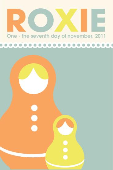 art prints - Nesting Family by Creaform Design